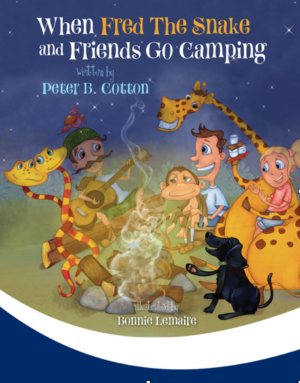 When Fred the Snake and Friends go Camping